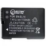 Аккумулятор к фото/видео EXTRADIGITAL NIKON EN-EL14 Chip (DV00DV1379)