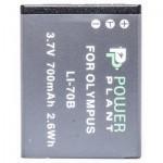 Аккумулятор Olympus LI-70B PowerPlant (DV00DV1265)