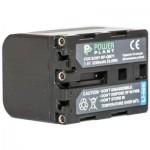 Аккумулятор PowerPlant Sony NP-FM70/QM71 (DV00DV1029)