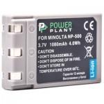 Аккумулятор PowerPlant Minolta NP-500, NP-600 (DV00DV1054)