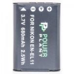 Аккумулятор PowerPlant Nikon EN-EL11,D-Li78, DB-80, Li-60B (DV00DV1228)