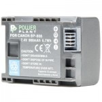 Аккумулятор PowerPlant Canon BP-808 Chip (DV00DV1260)