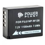 Аккумулятор PowerPlant Fuji NP-W126 (DV00DV1316)