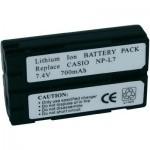 Аккумулятор к фото/видео EXTRADIGITAL Casio NP-L7 (DV00DV1041)