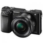 Цифровой фотоаппарат SONY Alpha 6000 + 16-50mm + 55-210mm kit Black (ILCE6000YB.CEC)