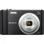 Цифровой фотоаппарат SONY Cyber-Shot W800 Black (DSCW800B.RU3)