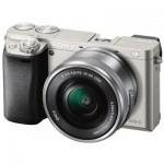 Цифровой фотоаппарат SONY Alpha 6000 + 16-50mm + 55-210mm kit Silver (ILCE6000YS.CEC)