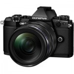 Цифровой фотоаппарат OLYMPUS E-M5 mark II 12-40 PRO Kit black/black (V207041BE000)