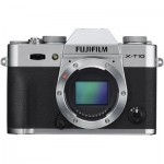 Цифровой фотоаппарат Fujifilm X-T10 body Silver (16470312)