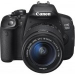 Цифровой фотоаппарат Canon EOS 700D + объектив 18-55 DC III (8596B116)