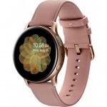 Смарт-часы Samsung SM-R830 Galaxy Watch Active 2 40mm Stainless Steel Gold (SM-R830NSDASEK)