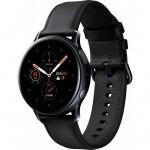 Смарт-часы Samsung SM-R830 Galaxy Watch Active 2 40mm Stainless Steel Black (SM-R830NSKASEK)