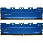 Модуль памяти для компьютера DDR4 8GB (2x4GB) 2666 MHz Kudos Blue eXceleram (EKBLUE4082619AD)