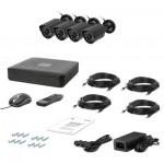 Комплект видеонаблюдения Страж Страж Універсал IP