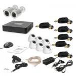 Комплект видеонаблюдения Tecsar AHD 8OUT MIX3 (6652)