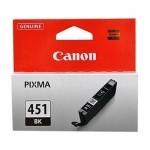 Картридж CANON CLI-451 Black PIXMA MG5440/ MG6340 (6523B001)
