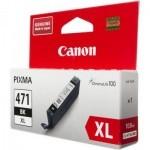 Картридж Canon CLI-471XL Black (0346C001)