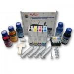 СНПЧ WWM Epson TX200/219/409/419/OfficeTX300 (IS.0238)