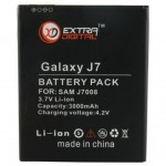 Аккумуляторная батарея EXTRADIGITAL Samsung Galaxy J7 J700H (3000mAh) (BMS6407)