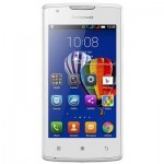 Мобильный телефон Lenovo A1000 White (PA1R0019UA)