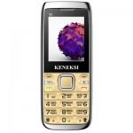 Мобильный телефон Keneksi Q5 Gold (4623720446888)