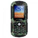 Мобильный телефон Sigma X-treme IT67 Dual Sim Khaki (4827798283233)