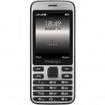 Мобильный телефон PRESTIGIO 1281 Duo Black (PFP1281DUOBLACK)