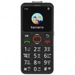 Мобильный телефон 2E T180 Dual Sim Black (708744071125)