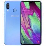 Мобильный телефон Samsung SM-A405F/64 (Galaxy A40 64Gb) Blue (SM-A405FZBDSEK)