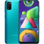 Мобильный телефон Samsung SM-M215F (Galaxy M21 4/64Gb) Green (SM-M215FZGUSEK)