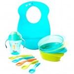 Набор детской посуды Tommee Tippee для мальчиков от 6 мес (44673891)