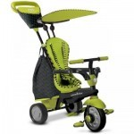 Детский велосипед Smart Trike Glow 4 в 1 Green (6600800)