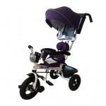 Детский велосипед BabyHit Kids Tour Violet (15573)