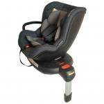 Автокресло Welldon Safe Rotate FIX Графитово-серое (IG03-S95-001)