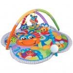 Детский коврик Playgro Пони (музыкальный) (0186991)
