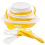 Набор детской посуды Baby Team 7 ед. (6090)