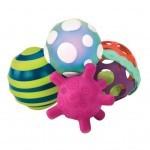 Игровой набор Battat Звездные шарики (BX1462Z)