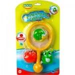 Игрушка для ванной BeBeLino Рыбалка с сачком (57011)