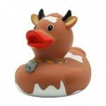 Игрушка для ванной LiLaLu Утка Корова Шоколадка (L1843)