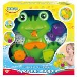 Игрушка для ванной BeBeLino Забавный лягушонок (57081)