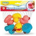 Игрушка для ванной BeBeLino Яркие утята (57086)
