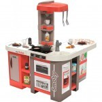 Игровой набор Smoby Интерактивная кухня Тефаль Студио Френч супер большая с аксе (311046)