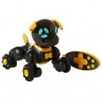 Интерактивная игрушка WowWee Маленький щенок Чип (черный) (W2804/3819)