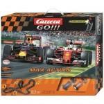 Автотрек Carrera GO!!! Гони на всю! , длина трассы 6.3м (4007486624290)