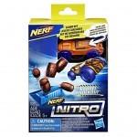 Автотрек Nerf Nitro Препятствие и машинка (E2538)