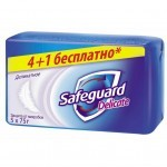 Мыло Safeguard Деликатное 5x75 г (5013965608537)