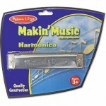 Музыкальный инструмент Melissa&Doug Детская губная гармошка (MD1302)