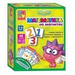 Настольная игра Vladi Toys Математика Смешарики (VT1502-07)