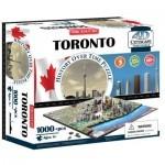 Пазл 4D Citysсape Торонто Канада (40016)