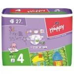 Подгузник Bella Baby Happy Maxi 8-18 кг 27 шт (5900516600785)